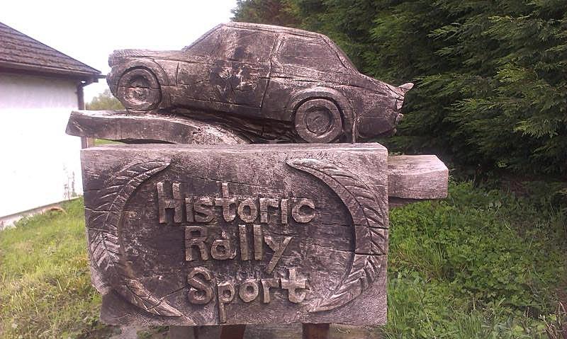 Historic Rally Sport